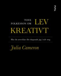 Cover for Om Lev kreativt av Julia Cameron