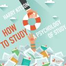 Cover for How to Study - A Psychology Of Study