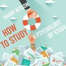 Omslagsbild för How to Study - A Psychology Of Study