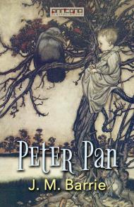 Omslagsbild för Peter Pan