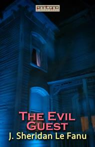 Cover for The Evil Guest