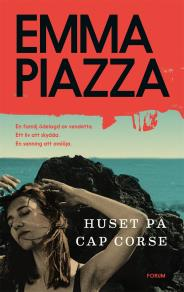 Cover for Huset på Cap Corse