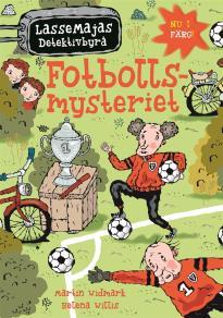Omslagsbild för Fotbollsmysteriet