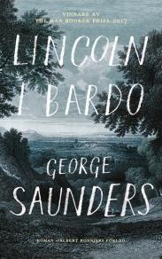 Omslagsbild för Lincoln i bardo