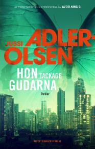 Cover for Hon tackade gudarna