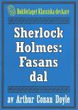 Omslagsbild för Sherlock Holmes: Fasans dal – Återutgivning av text från 1915