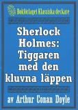 Omslagsbild för Sherlock Holmes: Tiggaren med den kluvna läppen – Återutgivning av text från 1947