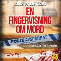 Cover for En fingervisning om mord
