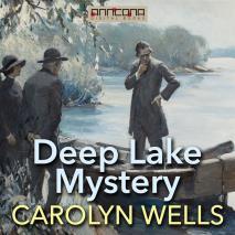 Omslagsbild för Deep Lake Mystery