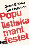 Cover for Populistiska manifestet