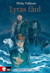 Cover for Boken om stoft : Lyras färd (1) E-bok