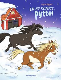 Omslagsbild för En ny kompis, Pytte!