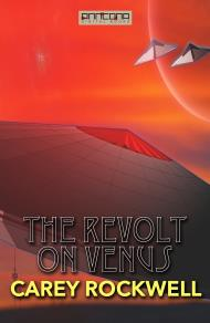 Cover for The Revolt on Venus
