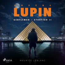 Cover for Arsène Lupin: Gentleman - Stortjuv II