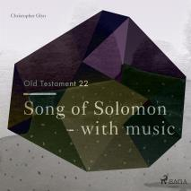 Cover for The Old Testament 22 - Song Of Solomon - with music