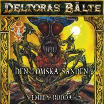 Omslagsbild för Deltoras bälte 4 - Den lömska sanden