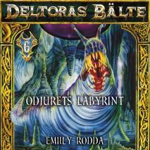 Omslagsbild för Deltoras bälte 6 - Odjurets labyrint
