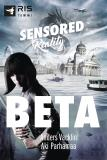Cover for Beta. Sensored Reality 1