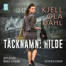 Omslagsbild för Täcknamn: Hilde