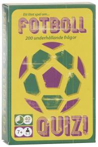 Omslagsbild för Ett litet spel om ... Fotboll