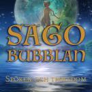 Omslagsbild för Sagobubblan : Spöken och trolldom