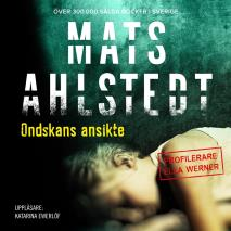 Cover for Ondskans ansikte