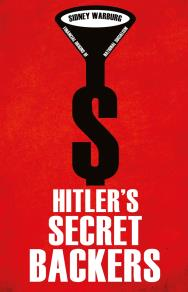 Omslagsbild för Hitler's Secret Backers : Financial Origins of National Socialism