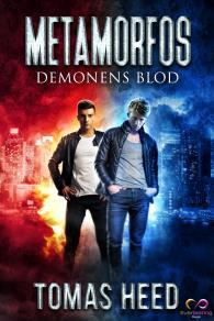 Omslagsbild för Metamorfos : Demonens blod