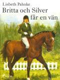 Bokomslag för Britta och Silver får en vän
