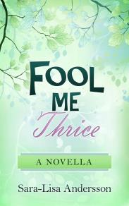 Cover for Fool Me Thrice