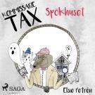 Omslagsbild för Kommissarie Tax: Spökhuset