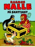 Bokomslag för Rasmus Nalle på skattjakt