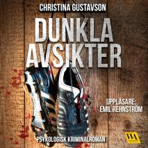 Cover for Dunkla avsikter
