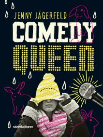 Cover for Comedy queen