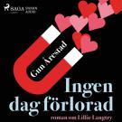Omslagsbild för Ingen dag förlorad:roman om Lillie Langtry