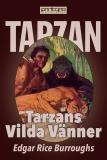Omslagsbild för Tarzans Vilda Vänner