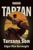 Omslagsbild för Tarzans Son