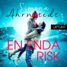Cover for En enda risk / Lättläst