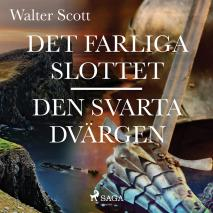 Cover for Det farliga slottet; Den svarta dvärgen