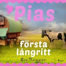 Omslagsbild för Pias första långritt