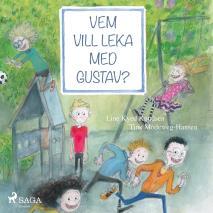 Omslagsbild för Vem vill leka med Gustav?