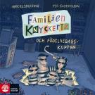Bokomslag för Familjen Knyckertz och födelsedagskuppen