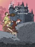 Omslagsbild för Det förtrollade slottet 1: Svart magi