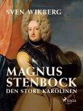 Bokomslag för Magnus Stenbock : den store karolinen