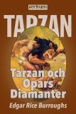 Omslagsbild för Tarzan och Opars diamanter
