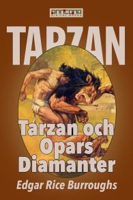 Cover for Tarzan och Opars diamanter