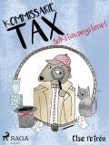 Omslagsbild för Kommissarie Tax: Bokstavsmysteriet
