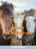 Bokomslag för Susan på ponny-ön