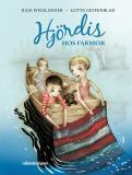 Cover for Hjördis hos Farmor