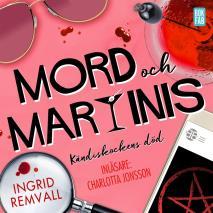Omslagsbild för Mord och martinis : Kändiskockens död